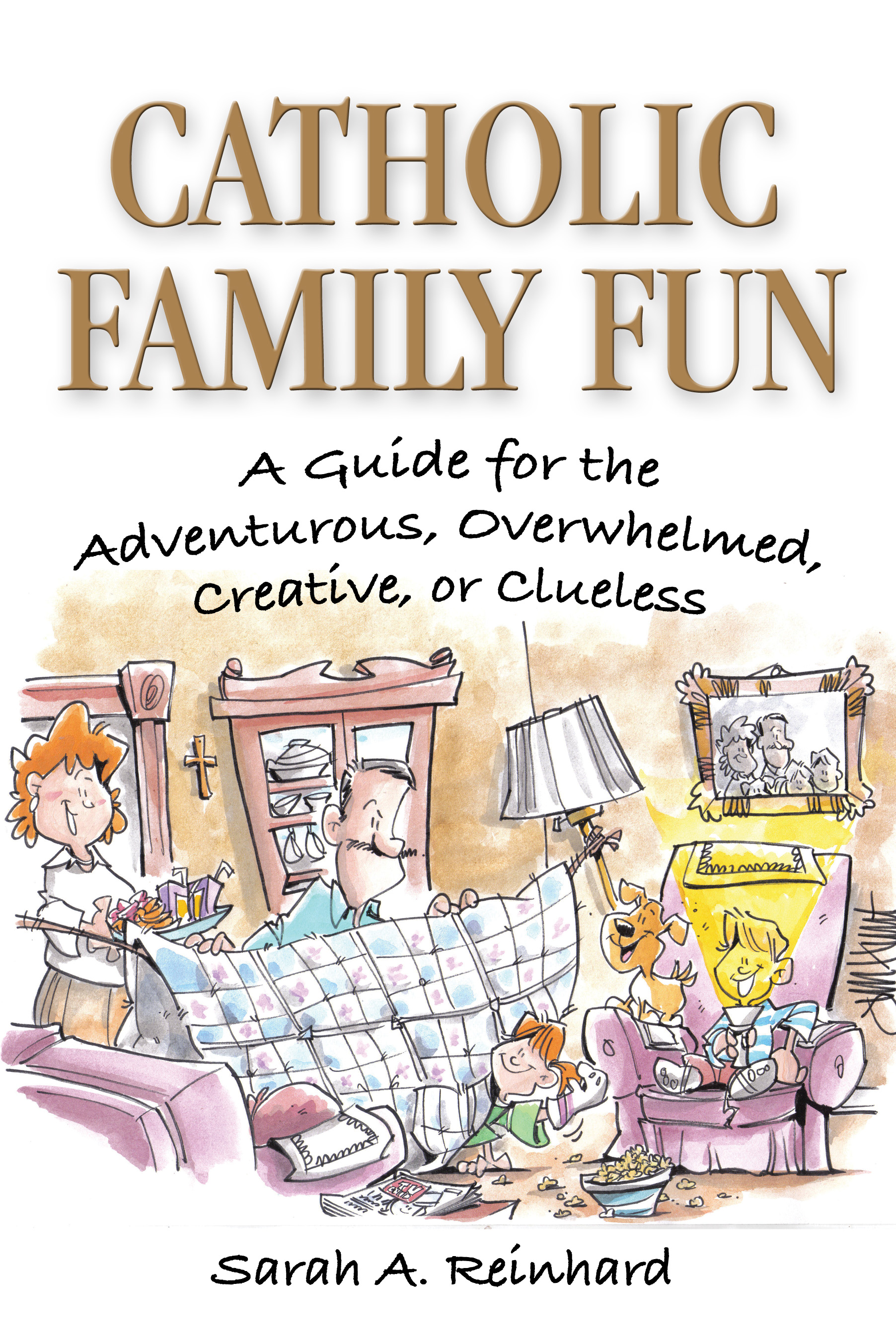 "Catholic Family Fun is ""a Five-Star Book"""