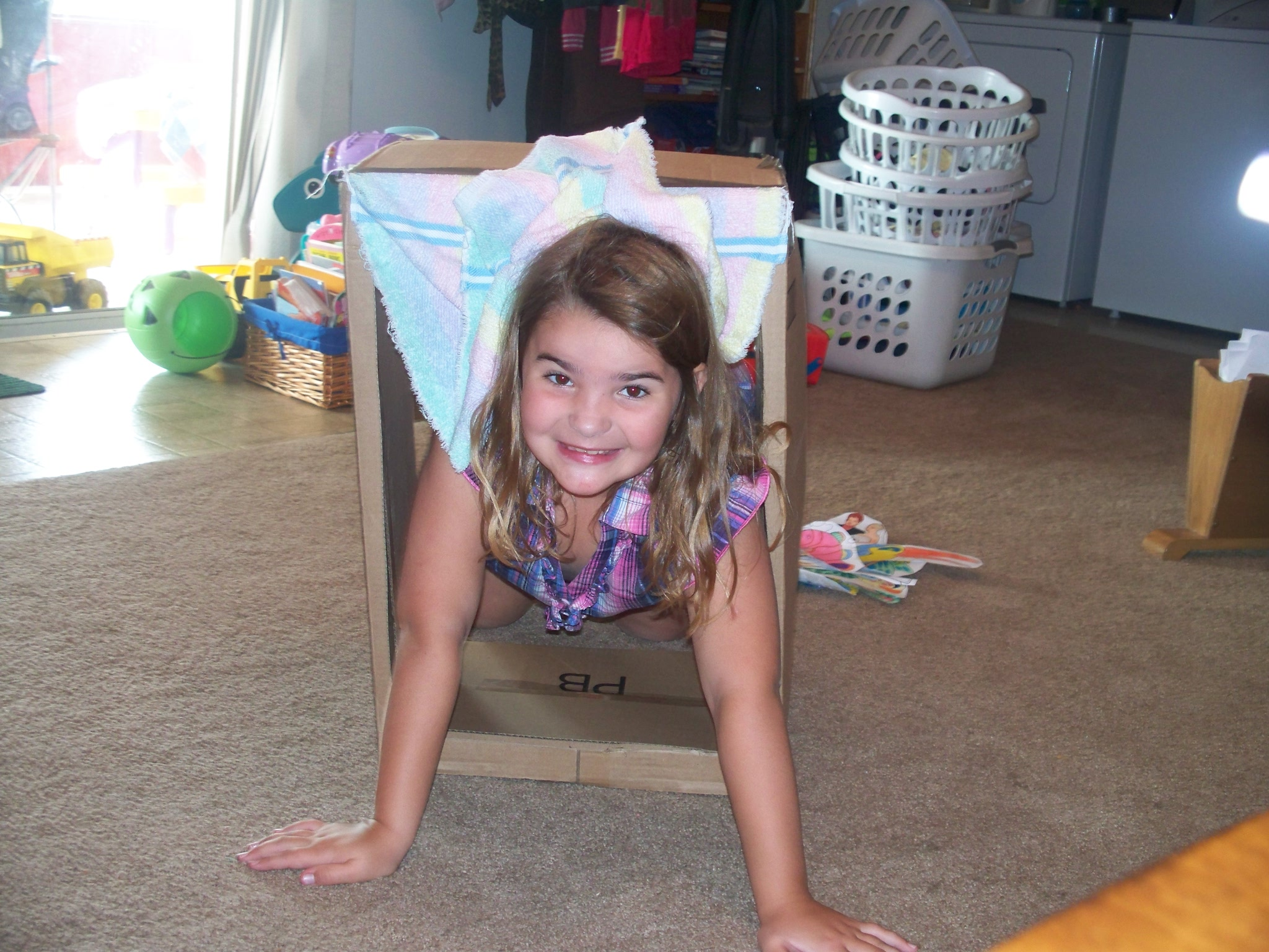 Family Fun Friday: Puppet Show Theater in Quick Takes