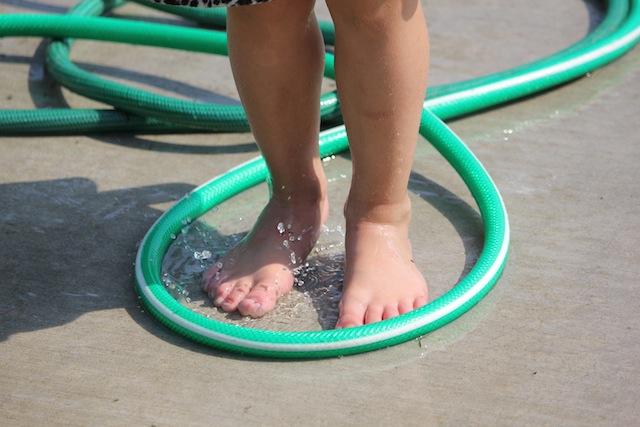 Family Fun Friday: Water Fun