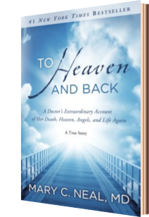 To Heaven and Back: A Book Review I'm Shocked to Give