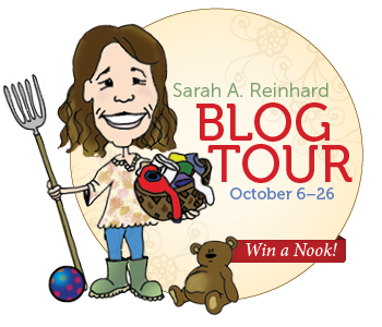 The Nativity with Jen Fitz {Blog Tour, Day 3}