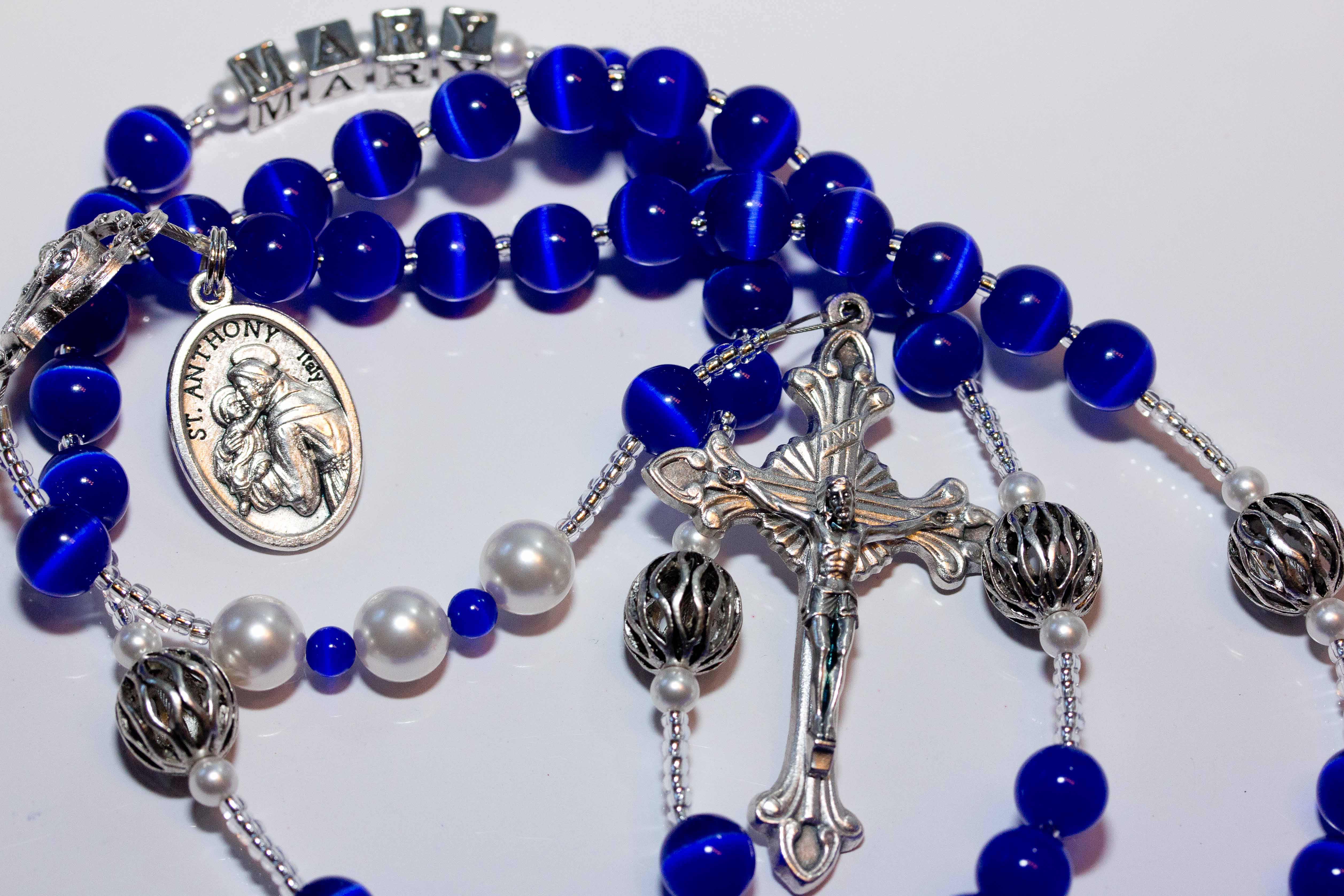 Celebrating Our Lady of the Rosary…and an Interview