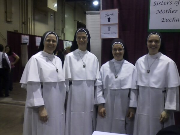All Sisters Are NOT Nuns
