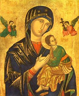 Down-Home Explanation of Our Lady of Perpetual Help