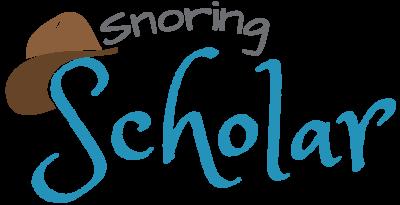 Snoring Scholar