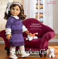 American Girl catalog