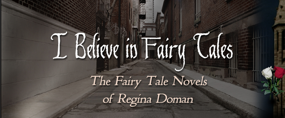 My New Favorite Books: The Fairy Tale Novels