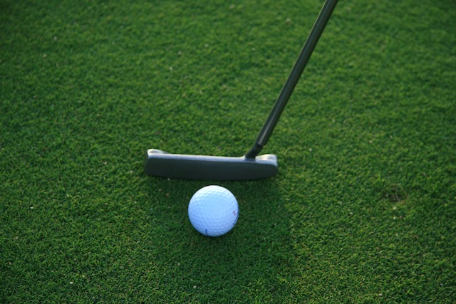 Finding God in My Golf Game