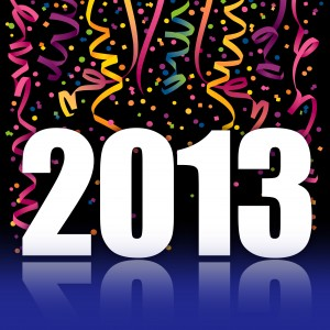2013 new year