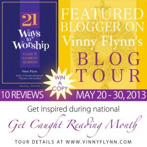 FB Book Tour BLOGGER Icon