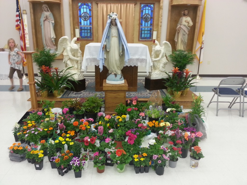 May Crowning photo