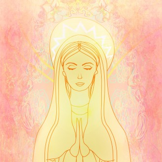 Why the Hail Mary is my blankie prayer, my go-to phone line, and so much more.