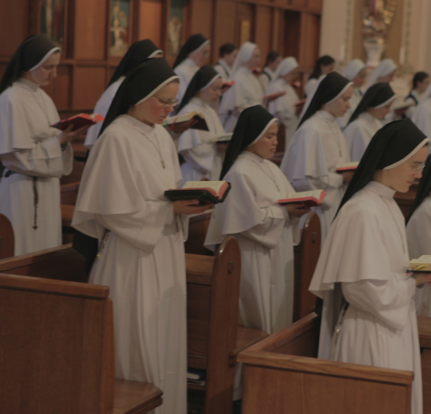 Singing Dominican Sisters and an Interview I Loved