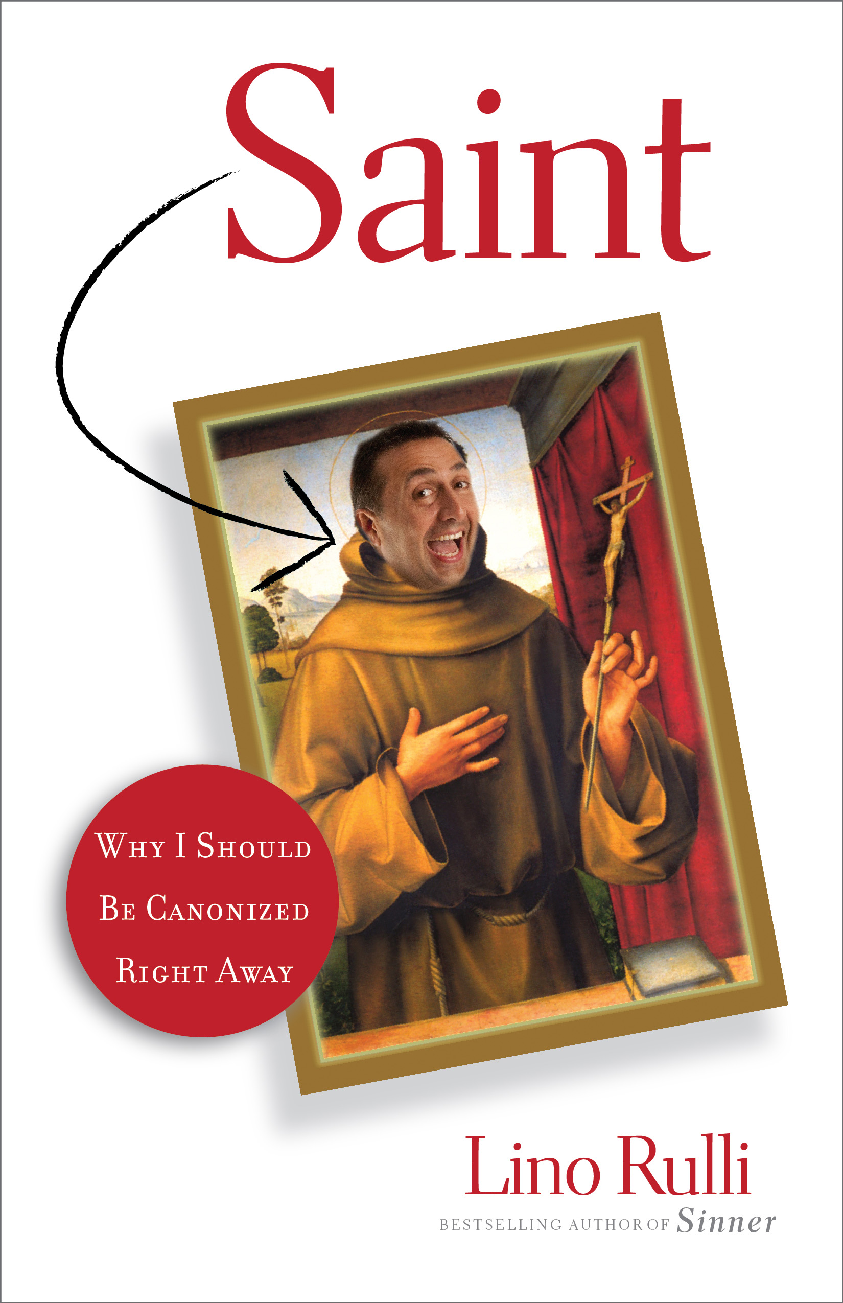 Lino's Not a Saint…Yet: Rulli's New Book and an Interview
