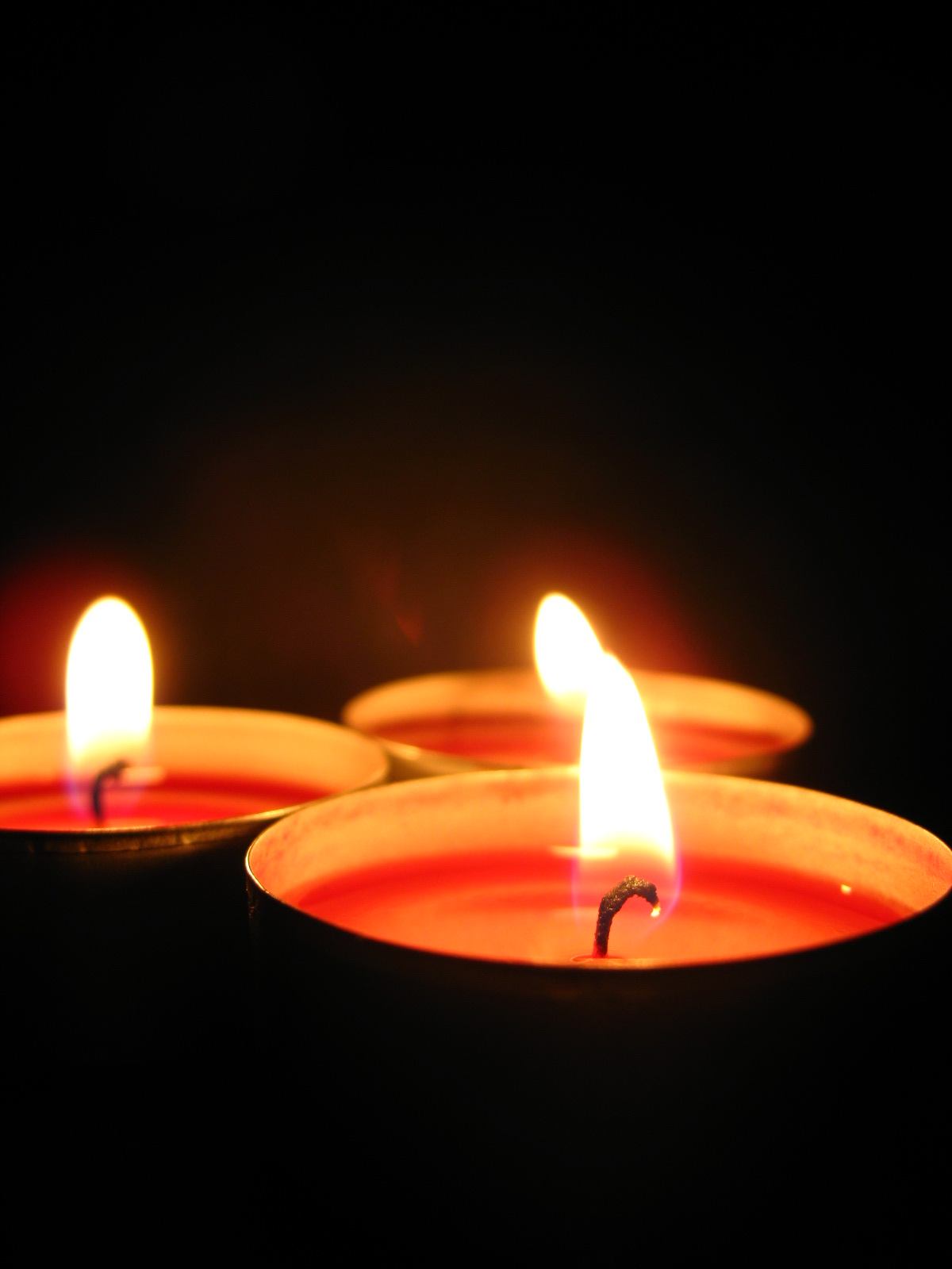 The Third Week of Advent: The Joy Candle