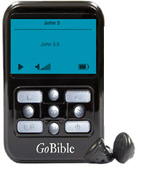 Add GoBible to your gift lists
