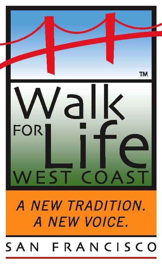 At the Register: Walking for Life on the West Coast