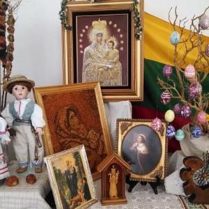 Lithuanian Madonnas