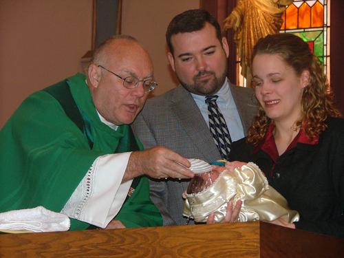 E baptism