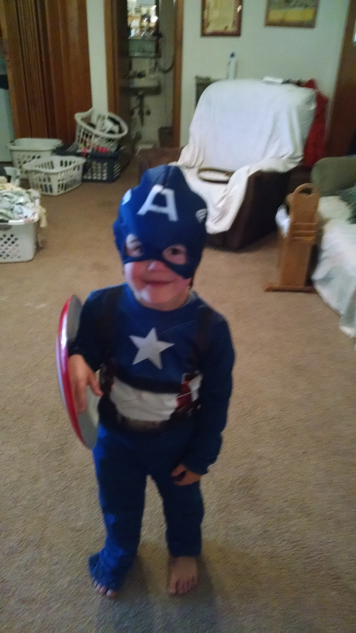 Why I'm Glad My Son Wants to Be a Superhero