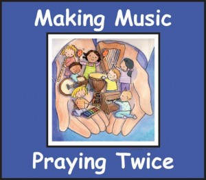 making music praying twice logo