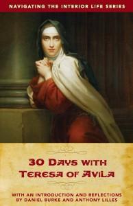 cover-30 days teresa avila