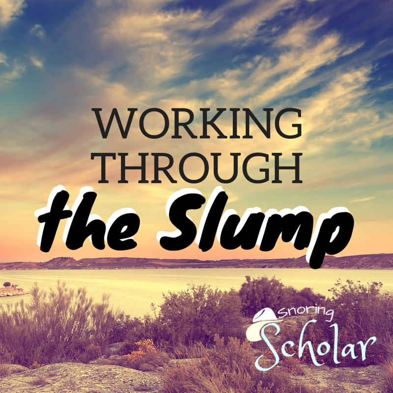 Working through the Slump