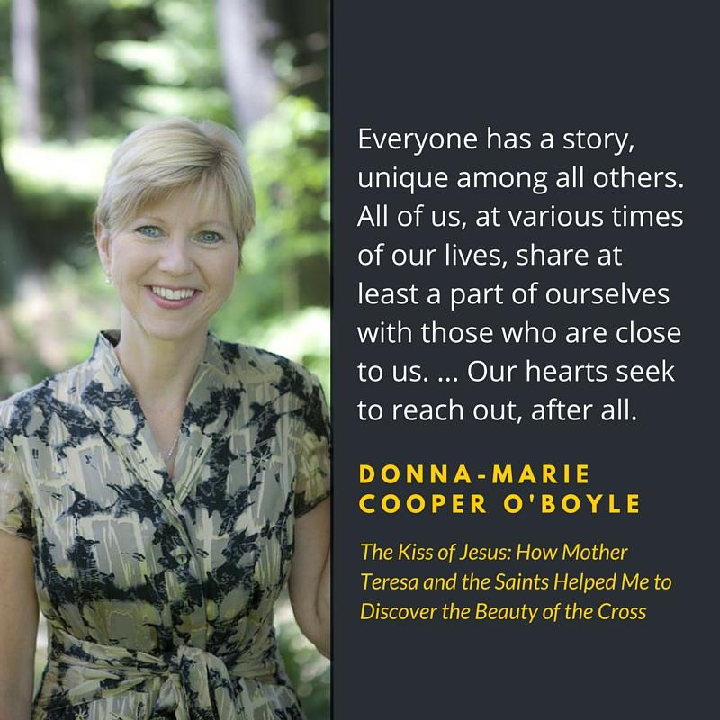 Donna-Marie Cooper O'Boyle and The Kiss of Jesus - Sarah Reinhard Snoring Scholar 1