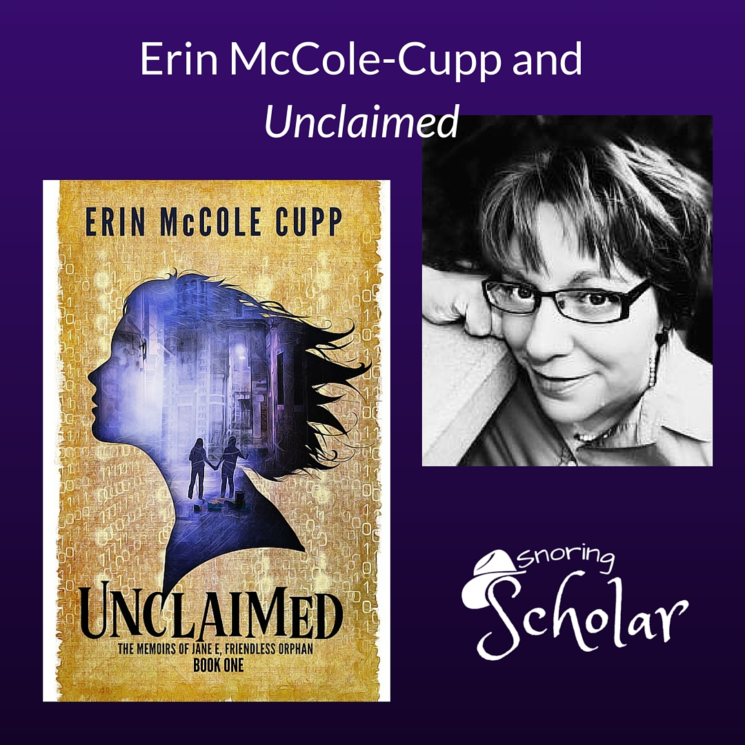 Erin McCole-Cupp and Unclaimed