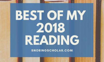 Best of 2018 Reading