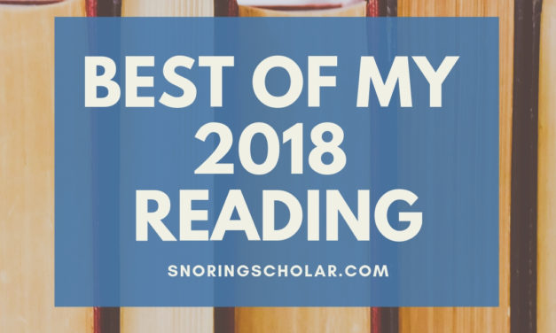 Best of 2018 Reading