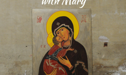 Finding Consolation with Mary