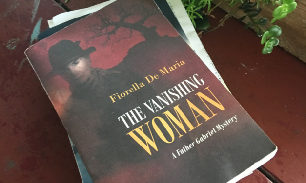 Book Review: The Vanishing Woman