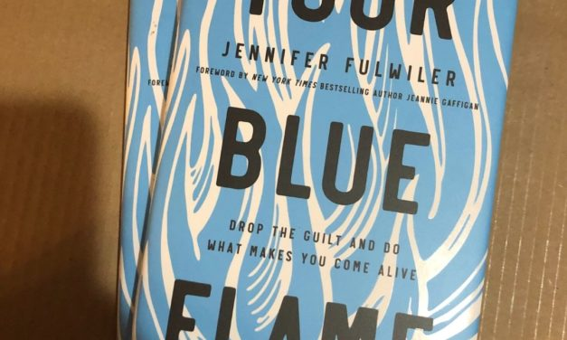Set the World on Fire with 'Your Blue Flame'