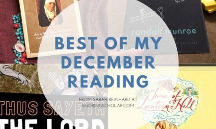 December Reading Highlights