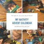 My Nativity Advent Calendar