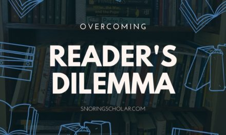 Overcoming the reader's dilemma